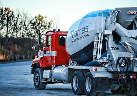 Thomas Concrete Group About us