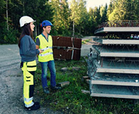 Thomas Concrete Group praktikplats